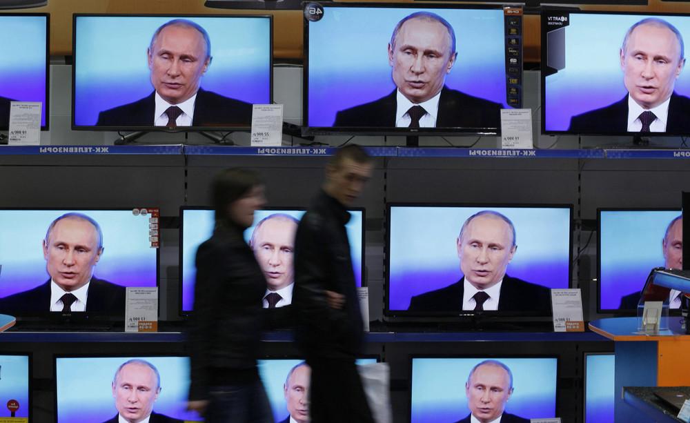 Евросоюз против российской дезинформации