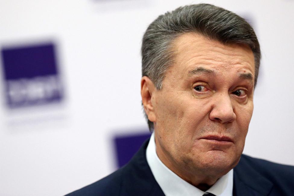 Свидетель Янукович