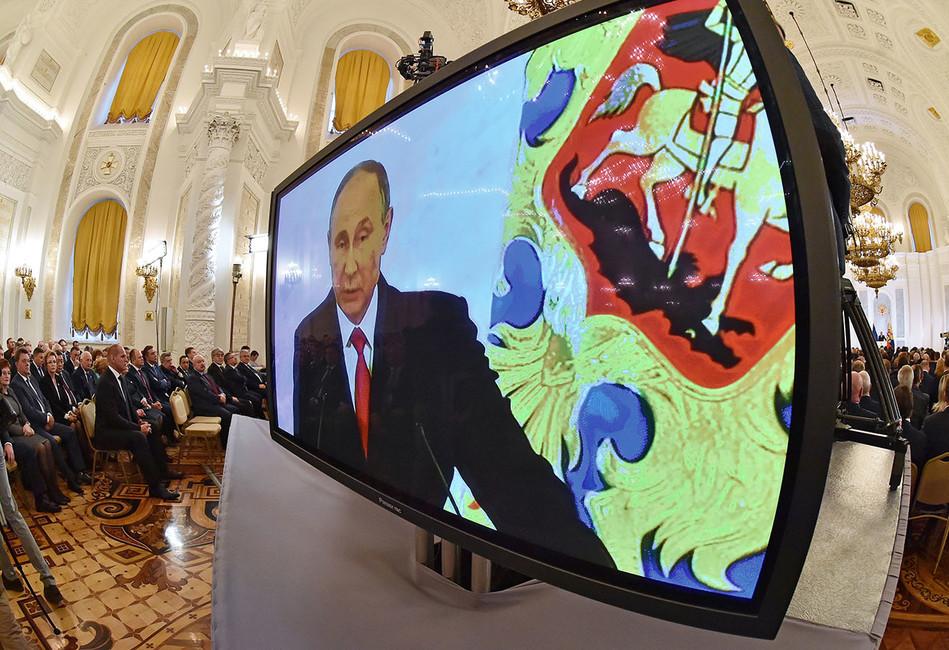 Президент отчитался онебывалых успехах России вопреки всем обстоятельствам