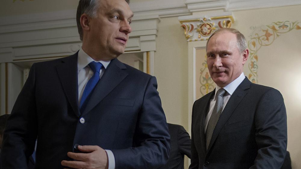 ВВосточной Европе дует российский ветер