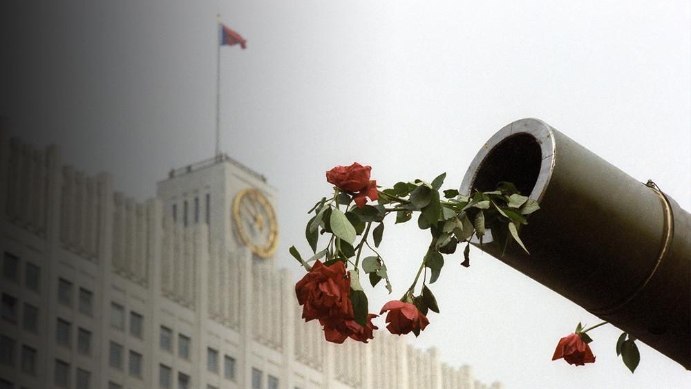 The Guardian: «СССР рухнул заодну ночь, изападная демократия тоже невечна»