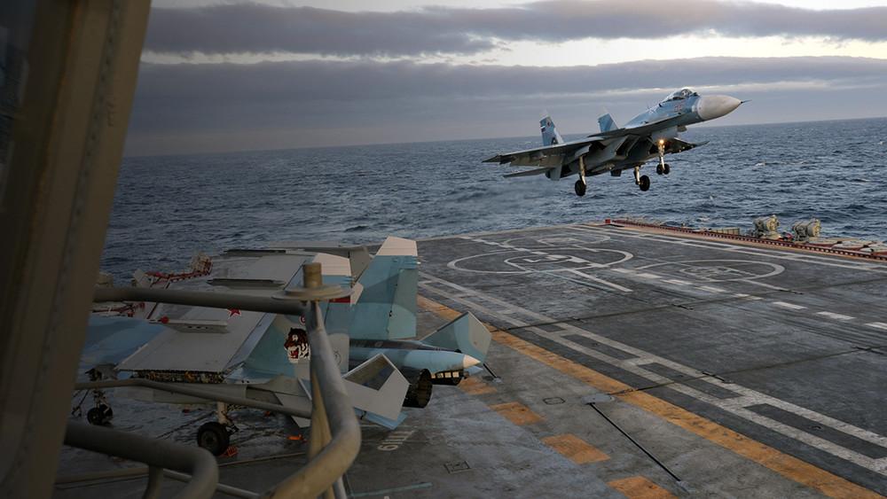 The National Interest: «Почему уединственного российского авианосца столько проблем»