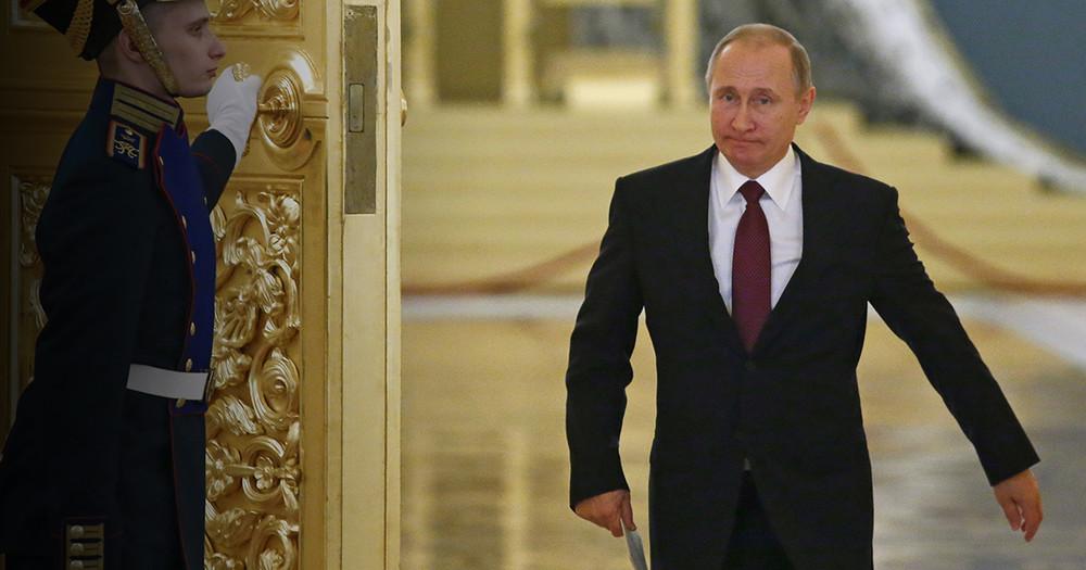 «Встали волосы дыбом». Владимир Путин встретился справозащитниками