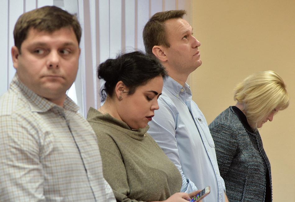 Алексей Навальный: «Ваша честь, очень нужны деньги!»