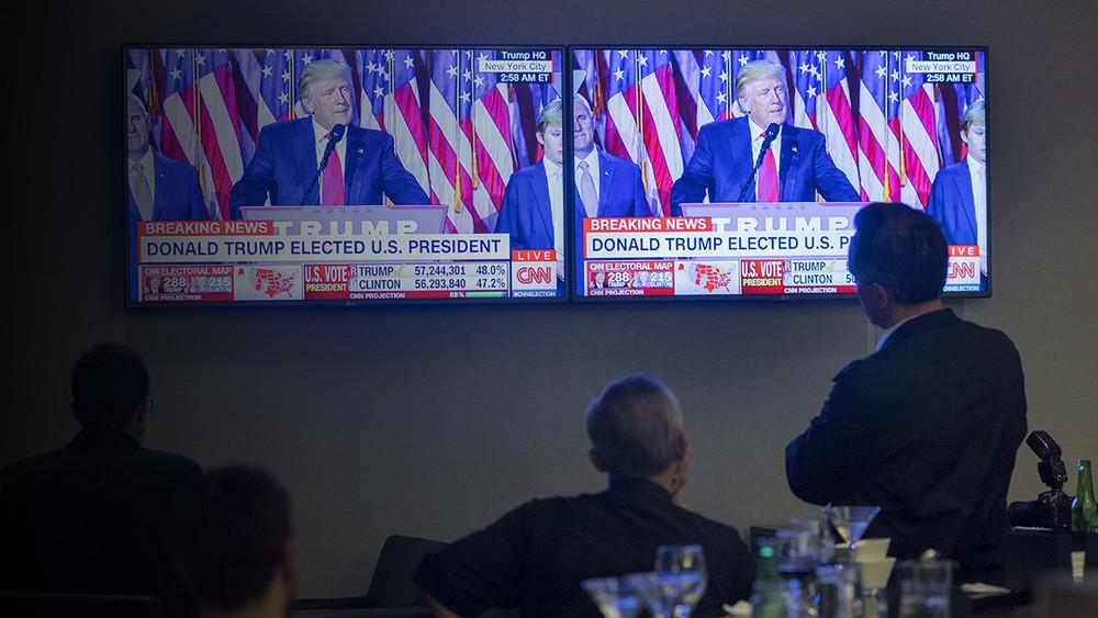 The Daily Beast: Трамп учится уПутина отрицанию фактов