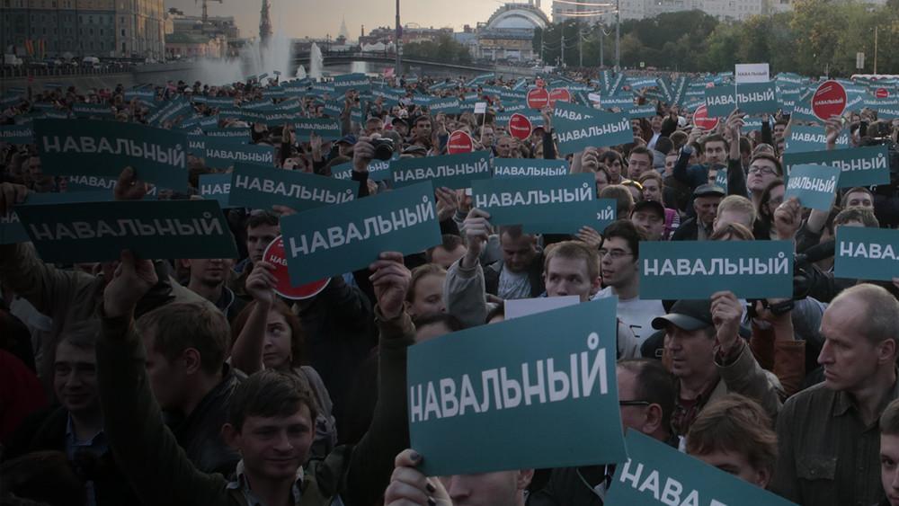 «Рискнуть можно». Соратники Навального— опрезидентской кампании