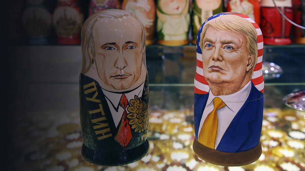 The Washington Post: «Путин хочет нового миропорядка, нозачем Трампу ему помогать?»
