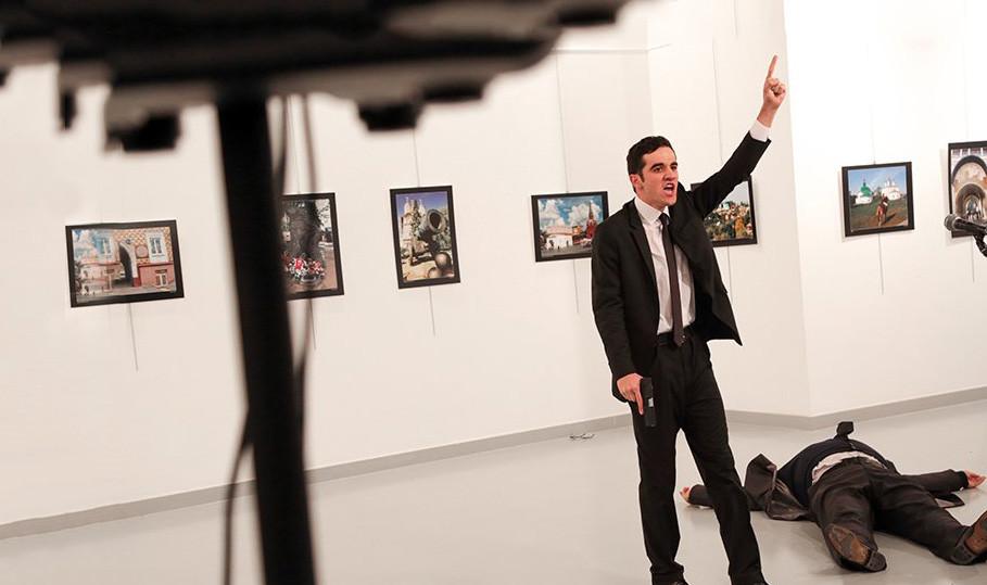 ВАнкаре убит российский посол Андрей Карлов