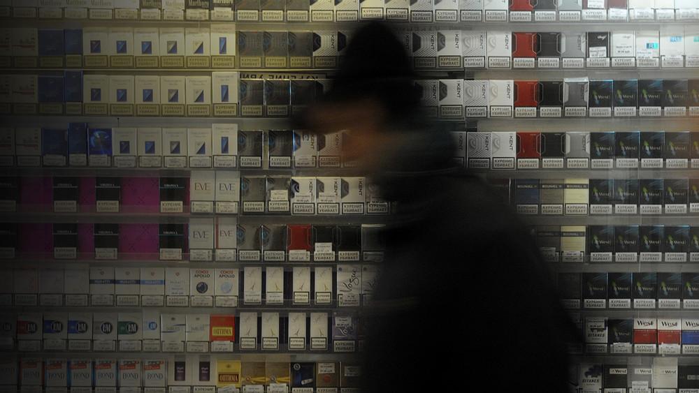 Почему нестоит ждать скачка стоимости сигарет