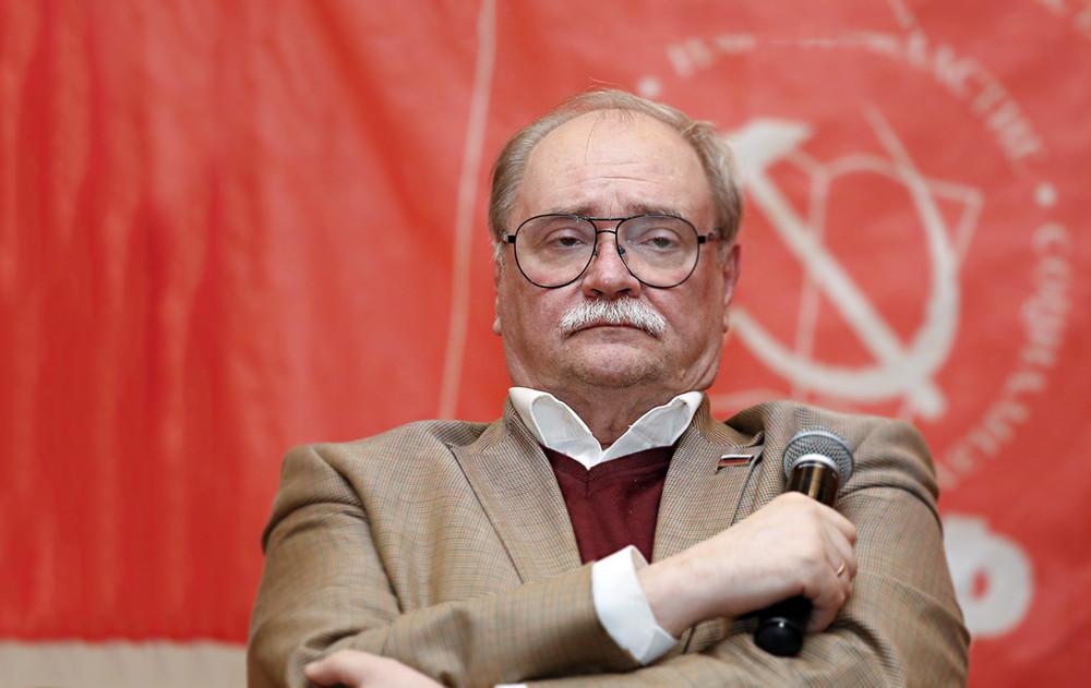 Владимир Бортко обафганской войне, романе «Это я— Эдичка» илибералах
