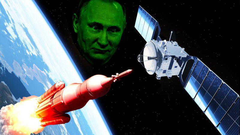 The Daily Beast: «Россия провела испытания космического оружия?»