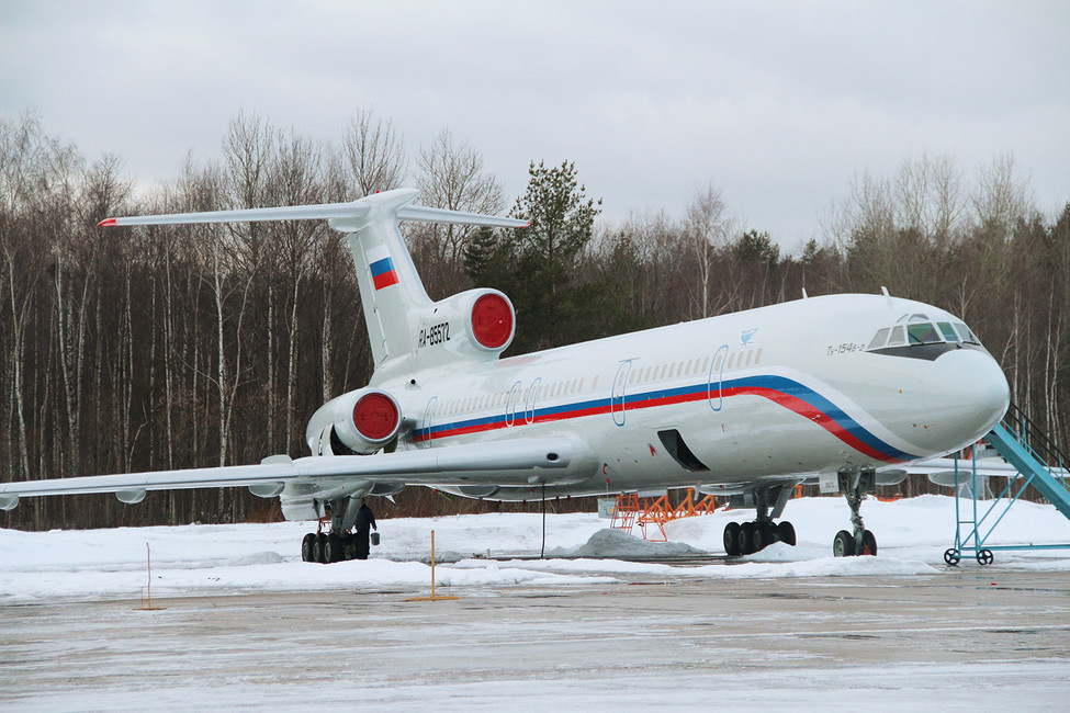 Нравственная катастрофа.О реакции соцсетей накрушение Ту-154