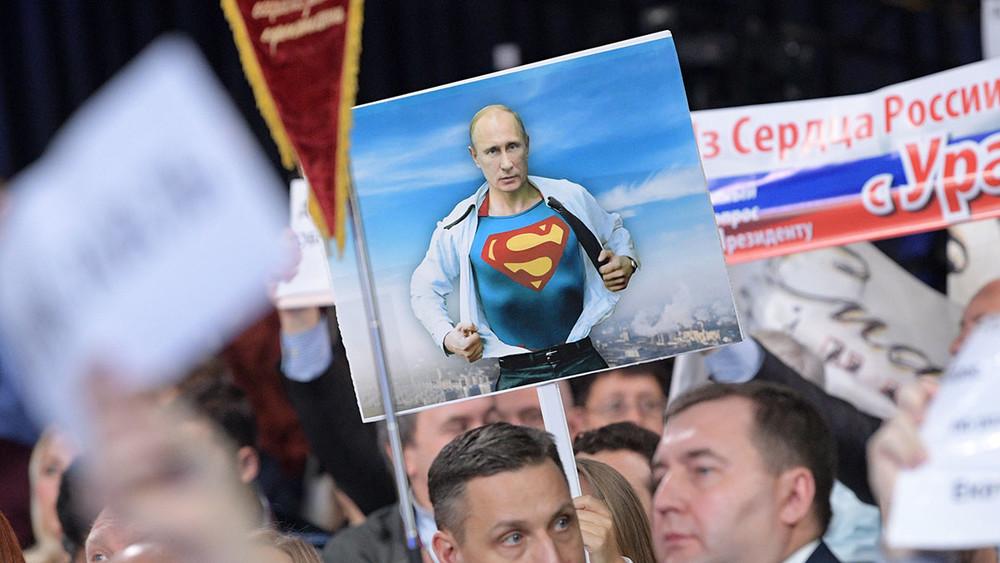 The New York Times: Путин вновом году ждет успеха вгибридной войне сЗападом