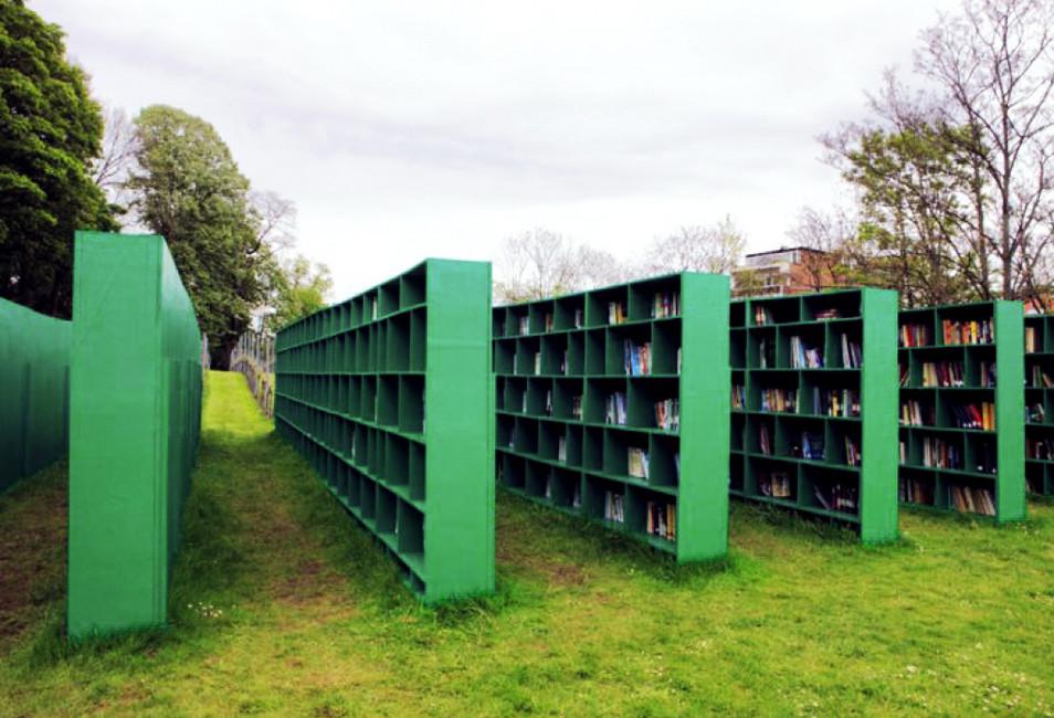 Омские власти уничтожают последнюю народную библиотеку