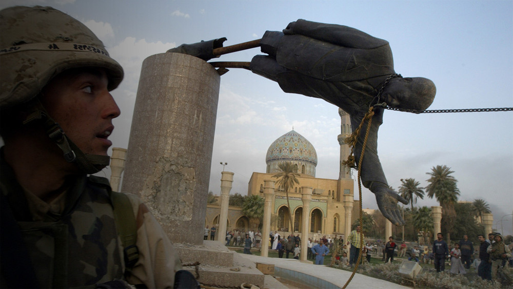 10лет содня казни Саддама. Роман Попков— отом, что иракский диктатор оставил после себя