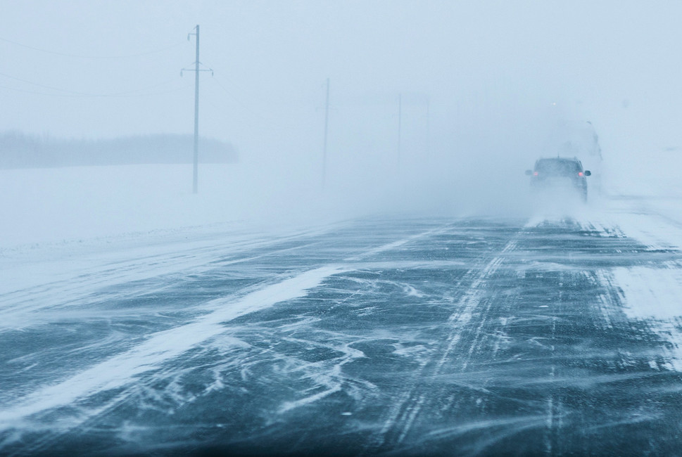 Снежный затор вОренбургской области. Год спустя