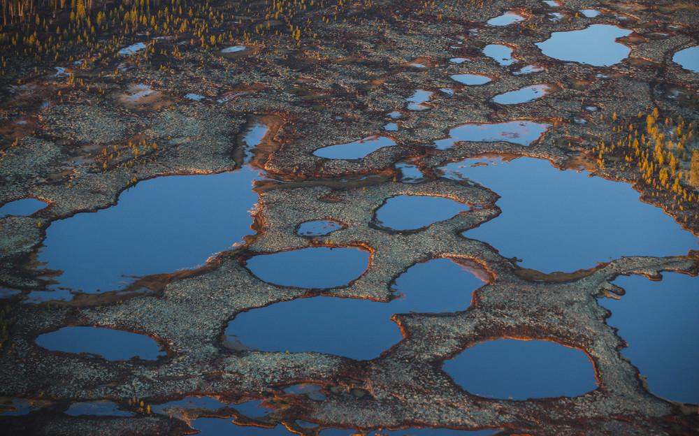 Упавший возеро наЯмале метеорит мог быть «зародышем планеты»
