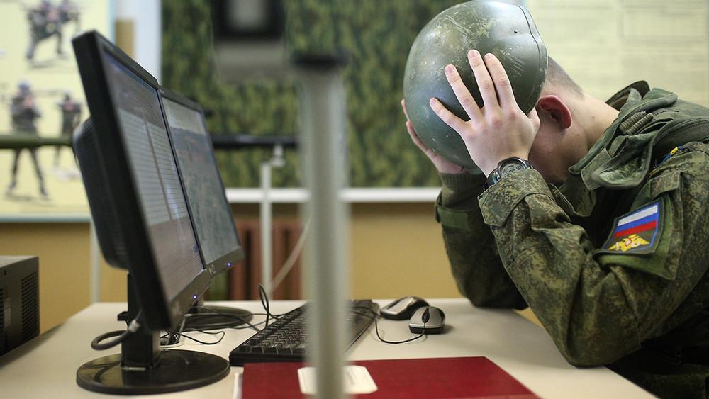 ВМинкомсвязи сообщили оботсутствии сведений окибервойсках в Российской Федерации