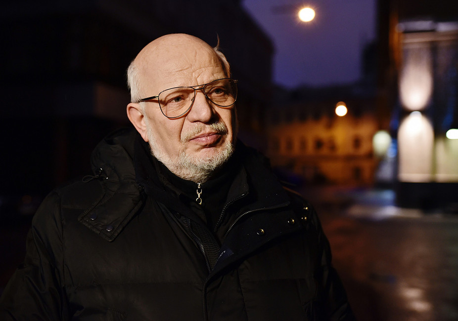 Председатель СПЧ Михаил Федотов. Фото:  Эмин Джафаров/ Коммерсантъ