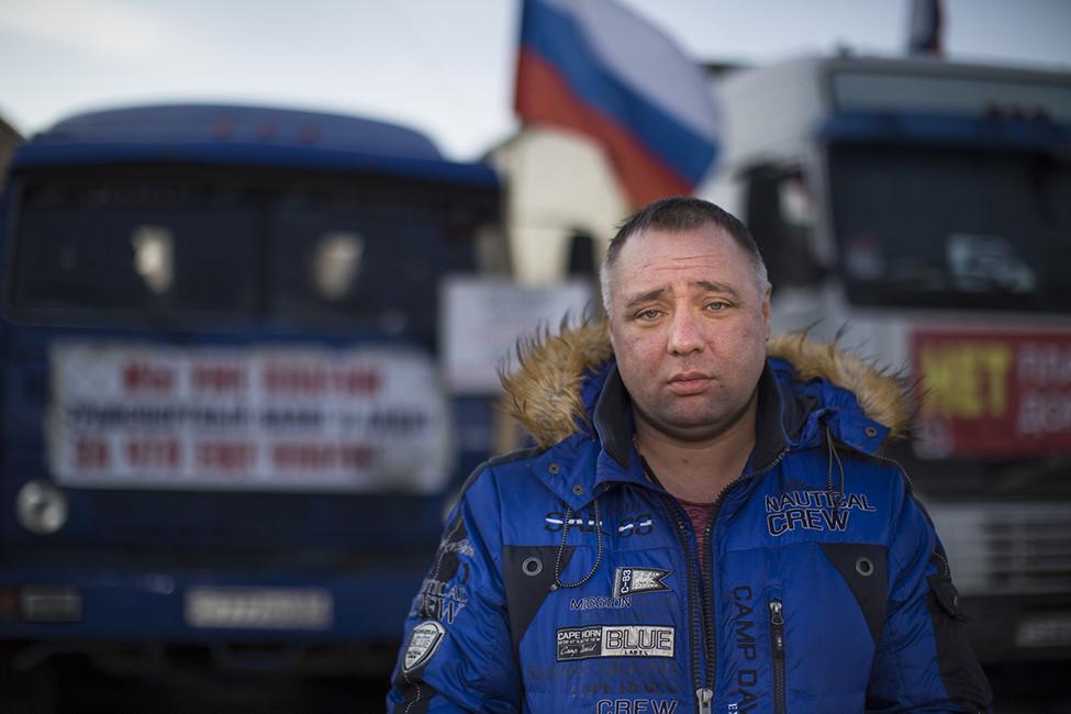Председатель ОПР Андрей Бажутин. Фото: Александр Земляниченко/ AP