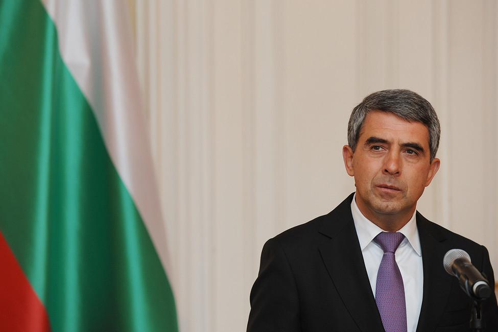 Президент Болгарии Росен Плевнелиев. Фото: Deml Ondrej/ ТАСС