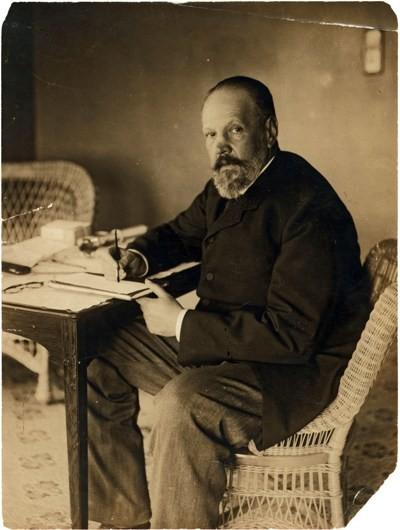 Премьер-министр Российской империи Сергей Витте
