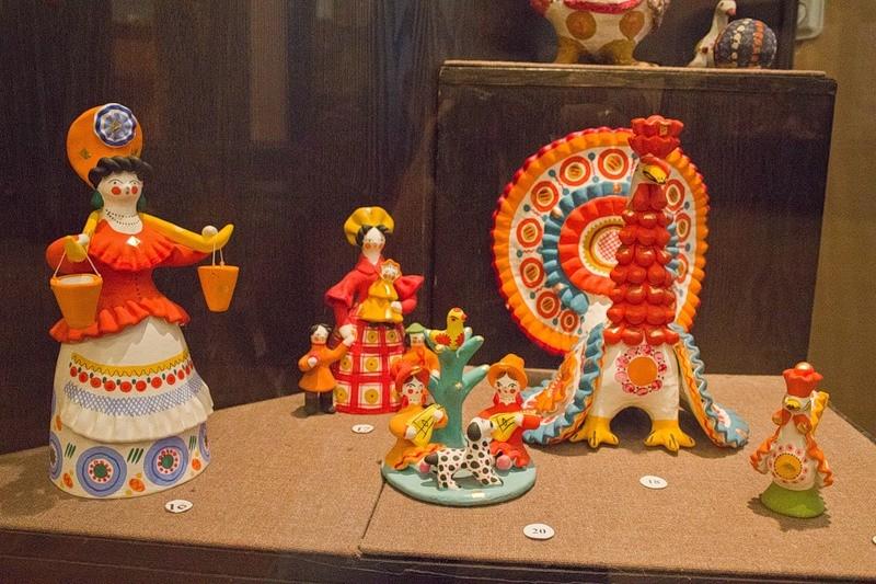 Один изэкспонатов вмузее игрушки вСергиевом Посаде. Фото: onreal.livejournal.com