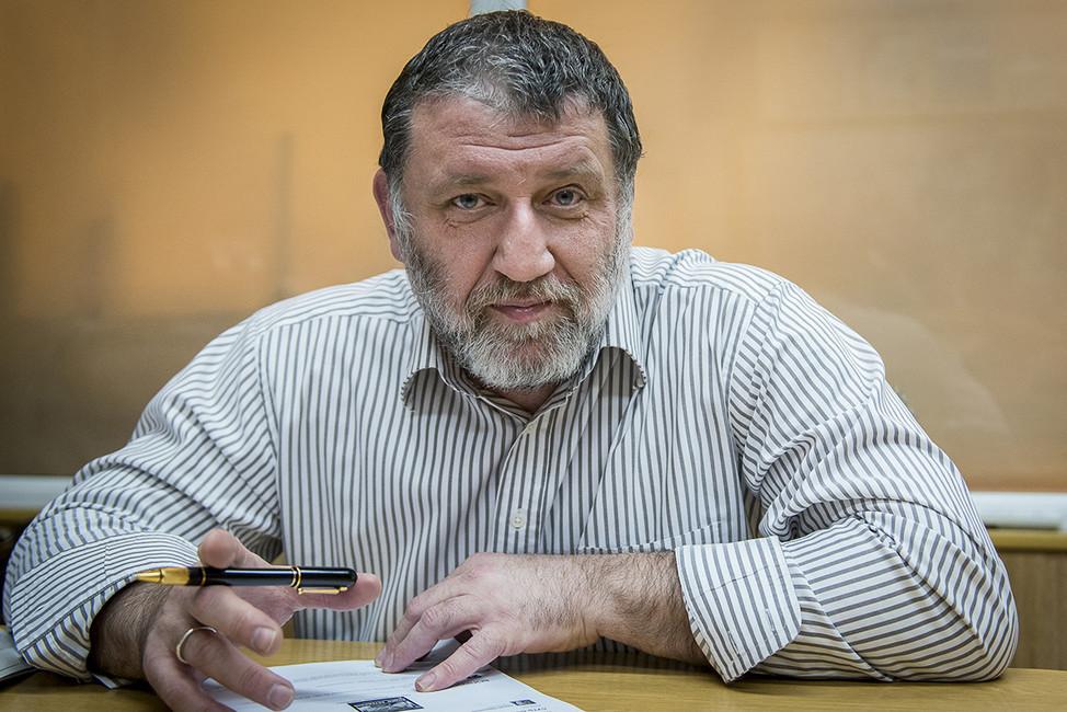 Сергей Пархоменко. Фото: Анатолий Струнин/ ТАСС