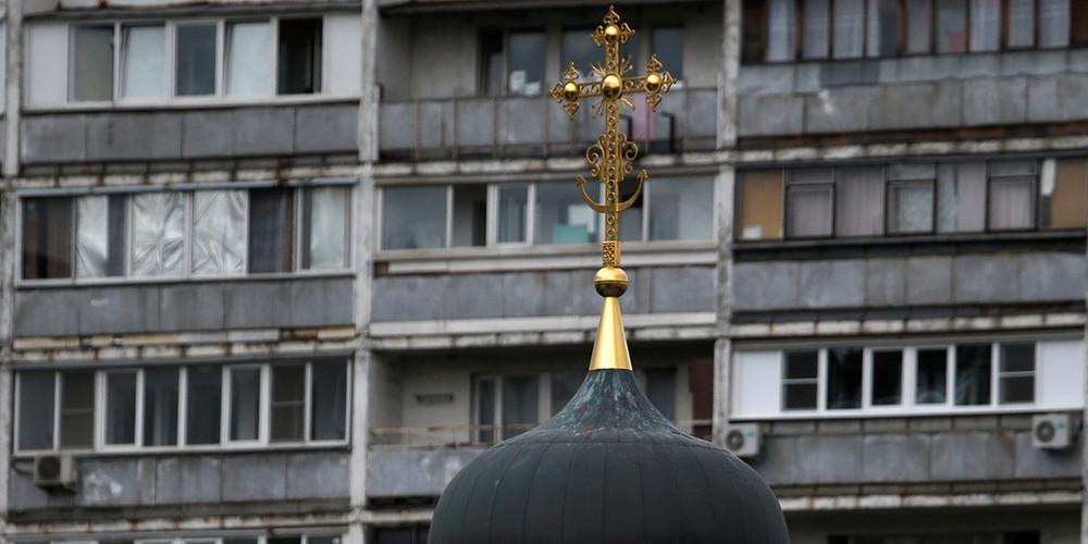 Церковь отнимает квартиру ветерана Великой Отечественной войны