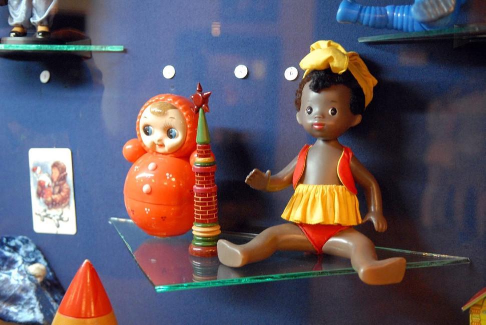 Вмузее игрушки. Фото: handicrafts.drugiegoroda.ru