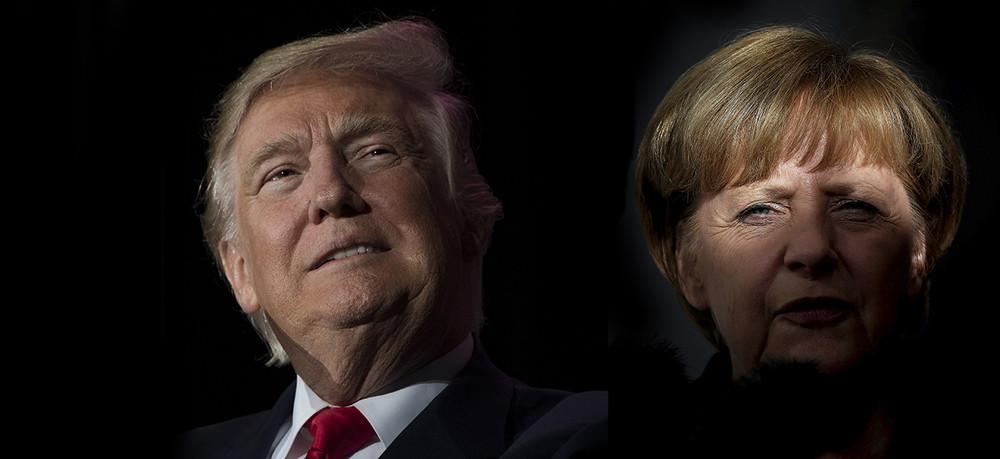 Politico: «Почему Трамп придирается кМеркель»