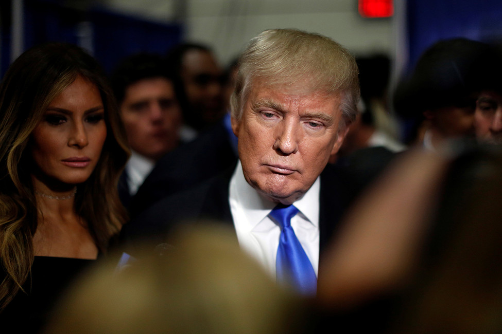 Американский пресс-корпус ― Дональду Трампу: Это вызов, откоторого мыдаже получим удовольствие