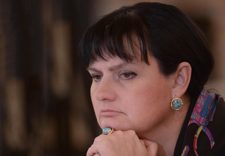 Елена Масюк. Фото: Алексей Никольский/ ТАСС