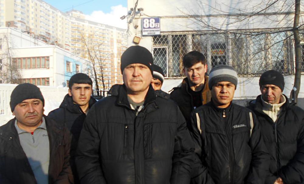 Работники СМУ-77. Фото: rwp.ru