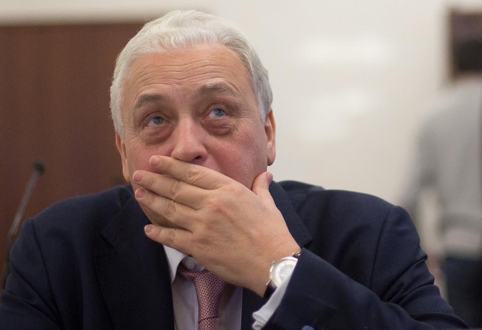 Леонид Печатников. Фото: Зураб Джавахадзе/ ТАСС