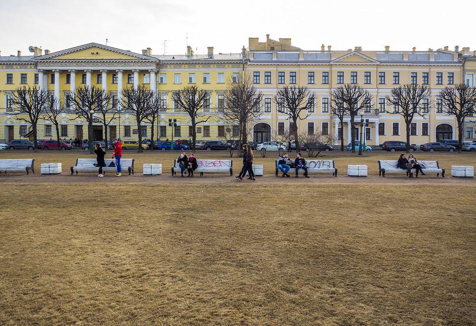 Марсово поле. Фото: Руслан Шамуков/ ТАСС
