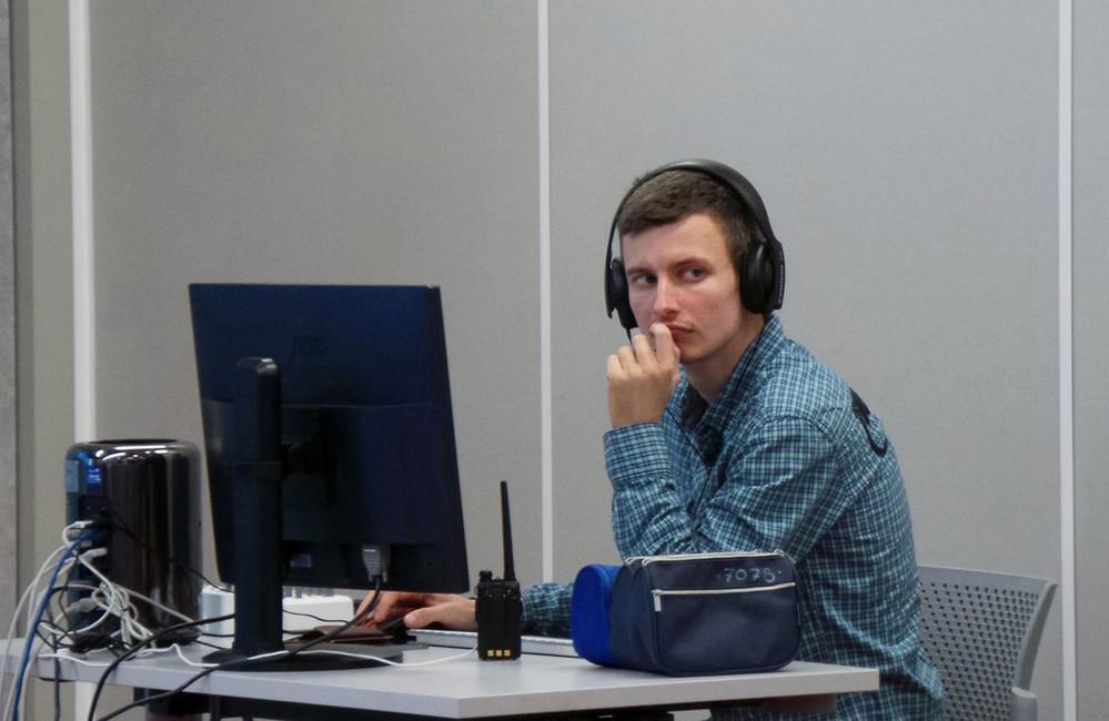 Руслан Левиев. Фото: изличного архива
