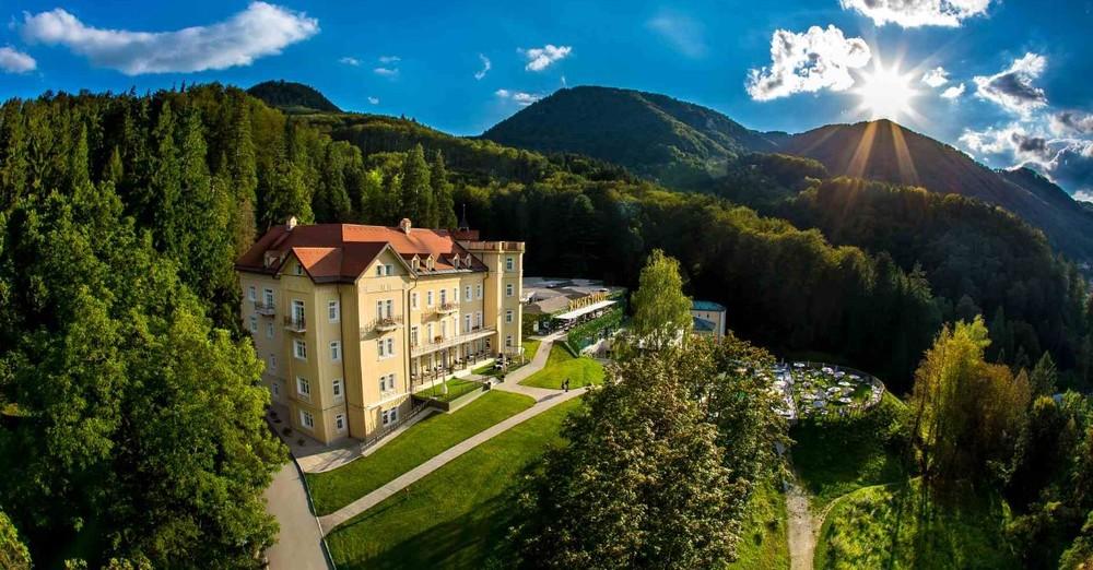 Курорт «Римские термы» вСловении. Источник: munscanner.com