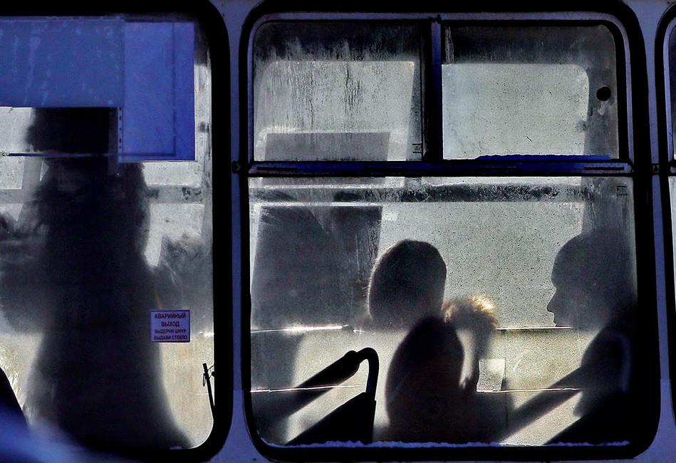 Водители автобусов вСысерти начали забастовку