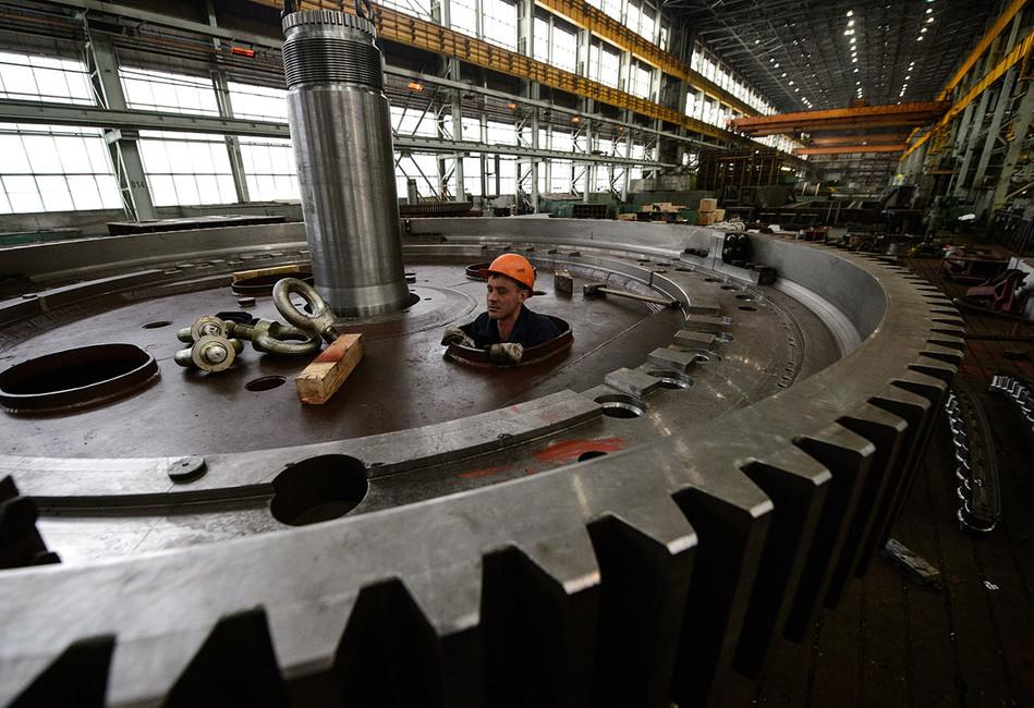 Четверть российского промышленного оборудования была введена встрой до2000 года