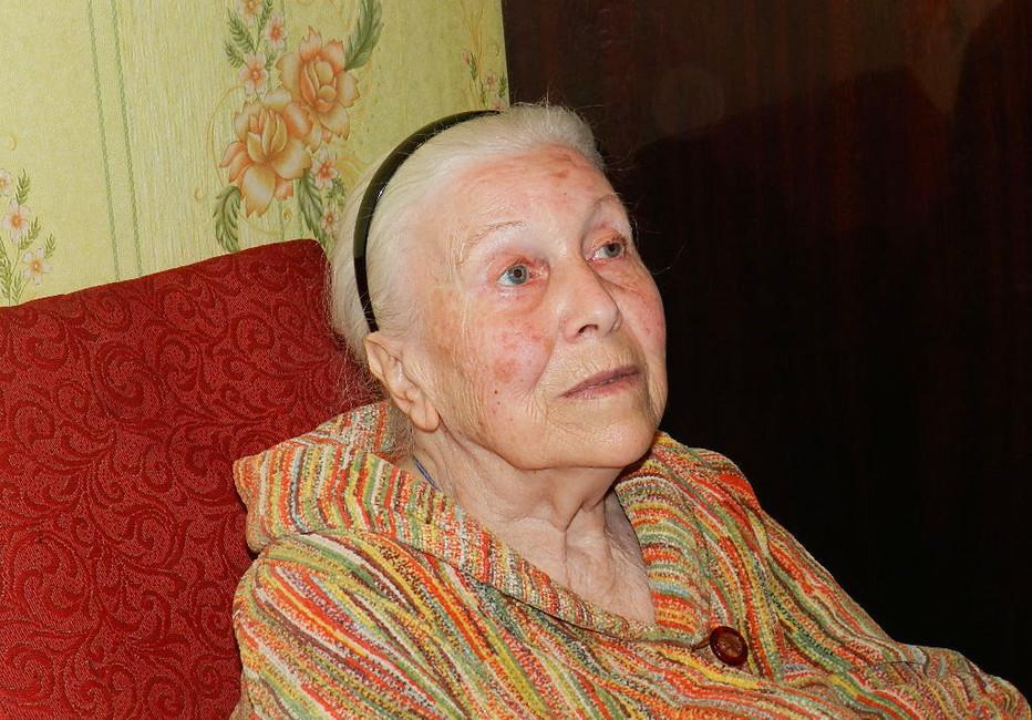Ирина Леонидовна Попова. Фото: Екатерина Вулих