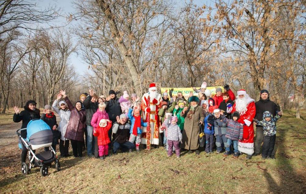 Ростовчане отвоевали уРПЦ парк Чуковского