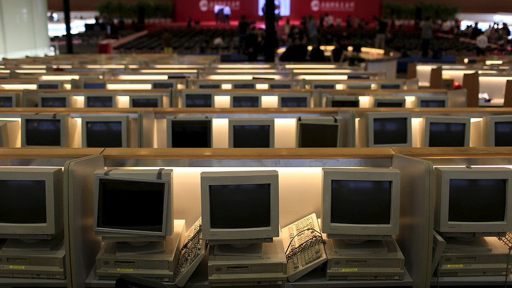 Идеальный интернет сточки зрения Клименко. Как работает китайская цензура всети