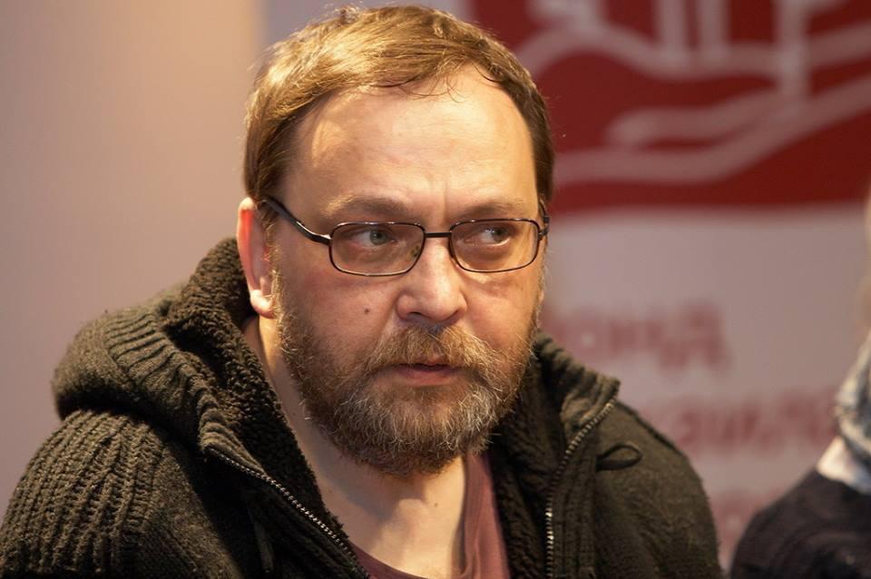 Михаил Угаров, художественный руководитель Театра.doc. Фото: личная страница вFacebook