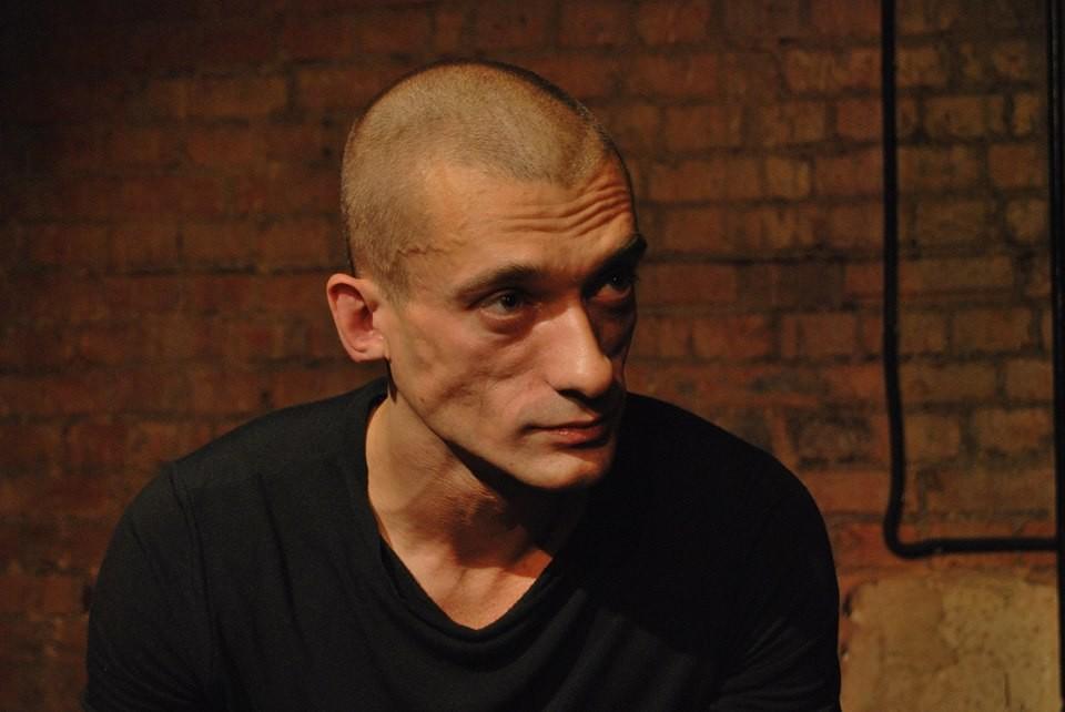 Петр Павленский, художник-акционист. Фото: Дмитрий Калюжный/ Facebook