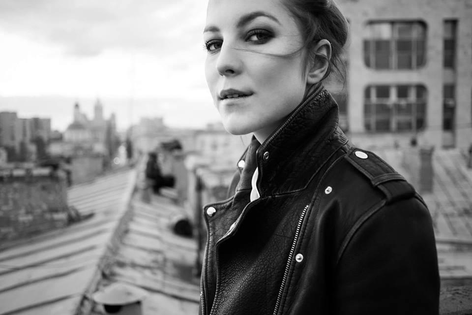 Анастасия Слонина, актриса. Фото: личная страница вFacebook
