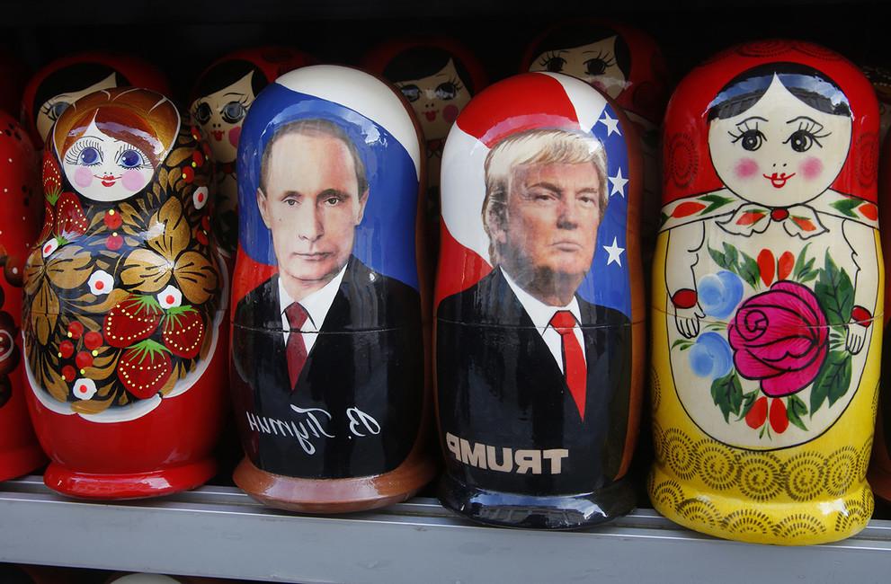 The National Interest: «Как Трампу работать сРоссией, чтобы несдать позиции»