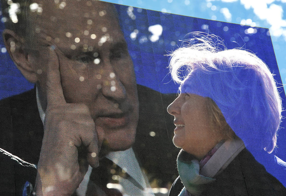 Коалиция2:0, или Как сохранить страну после Путина