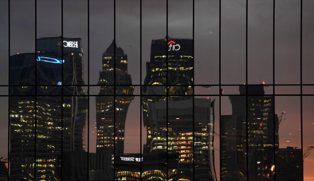 Деловой район Лондона. Фото: Toby Melville/ Reuters