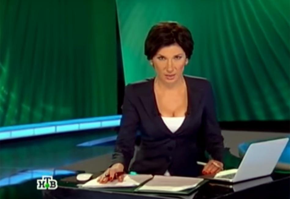 Антон Орех ― оженском лице телепропаганды